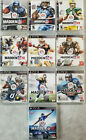 Madden 12 Hall of Fame Edition Swag Includes Autographed Marshall Faulk Card 3