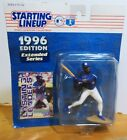 Joe Carter 1996 Extended Starting Line Action Figure by Kenner