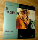 Chabrols Masterpiece LE BOUCHER on Laser Disc Mint in Opened Shrink