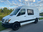 2014 MERCEDES SPRINTER CAMPER VAN customized made in Italy