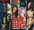 MR. BIG Raw Like Sushi II JAPAN CD AMCY-395 1992 NEW