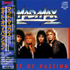 MAD MAX Night Of Passion JAPAN CD MP32-5309 1987