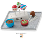 HALLMARK - 2014 Season's Treatings Series ornament, 2nd in the series New in box