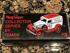 ERTL TEXACO COLLECTOR SERIES #3 1932 FORD DELIVERY VAN BANK  MINT w/box RARE