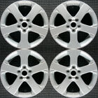 Set 2006 2007 Mazda 5 OEM Factory 9965046570 9965956560 Silver Wheels Rims 64881