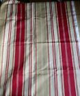 Waverly Fabric 2 Yds Down the laneCrimson Upholstery Decorator Fabric 44