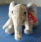 Cute Ty Beanie Baby Pounds The Elephant W/Tags 2002