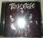 TOXIC ROSE 2012 EP CD NEW SEALED CITY OF LIGHTS RECORDS GLAM SLEAZE crashdiet