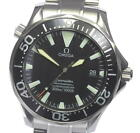 OMEGA Seamaster300 2254.50 Black Dial Automatic Men's Watch_522253