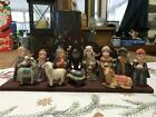 2009 Nativity Set THE PROMISE OF CHRISTMAS Robert Stanley 12 Pieces FrEe ShIP