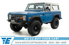 1977 Ford Bronco Sport 1977 Ford Bronco Sport