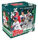 2019 Topps Holiday Mega Sealed Box - 5 Metallic + 1 Auto Relic Per Box