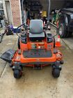 2016 Kubota ZG327 Zero Turn Mower Only 106 Hrs