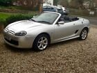 LARGER PHOTOS: MG TF Stepspeed 2002 1.8  31,100 MILES LADY OWNER 2005 WITH HARDTOP EXCEPTIONAL