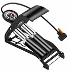 Car Foot Pump Pedal Air Inflator Bicycle Scooter Motorcycle Pumping Inflatable