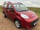 2011 Fiat QuBo Mobility Wheelchair Access New MOT FSH