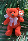 "TY Beanie Babies Hark 2007 7.5"" Red"