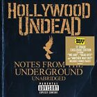 Notes from the Underground [Best Buy Exclusive] [PA] by Hollywood Undead (CD)