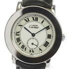 CARTIER Must2 1815 1 Small seconds white Dial Quartz Ladies Watch_526433