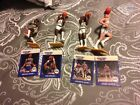 1988 Denver Nuggets Starting Lineup Complete Team set with cards Alex English
