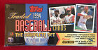 1994 Topps Traded Complete Baseball Card Set Factory Sealed
