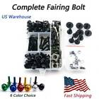 Fairing Bolt Kit Bodywork Aluminum Mounting Fixing For Buell XBRR 1125R 08-2019