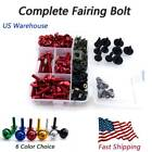 Motorcycle CNC Fairing Bolt Nuts Mount Fixing Screws For BMW R1200R 2011-2019