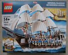 NEW LEGO Pirates   10210 IMPERIAL FLAGSHIP   Retired Set sealed NIB