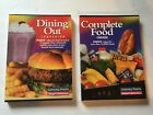 2000 Weight Watchers Complete Food Dining Out Companion Books Points Values
