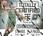 2014-15 Panni Totally Certified Basketball Sealed Hobby Box
