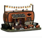 Lemax Spooky Town NEW Creepy Camper lighted halloween village building 2017