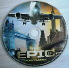 Fury Flamez The Epic EP Audio CD Disc Only No Box Breakfast Club British rap