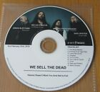 We Sell The Dead - Heaven Doesn't Want You And Hell Full 100% Official Promo CD