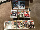 1987 Topps Football Complete Set Of Cards 1-396