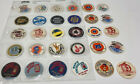 Lot 30 Chevron 76 Napa Auto Parts Texaco Milk Cap POGS 1993