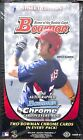 2011 Bowman Baseball Sealed Hobby Box