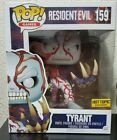 Tyrant Resident Evil Funko POP Games 159 Hot Topic Exclusive