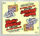 2005 WACKY PACKAGES ALL-NEW SERIES 2 ANS2 FACTORY SEALED BOX