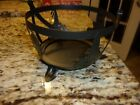 LONGABERGER IRON CAULDRON FOR HALLOWEEN CAULDRON BASKET