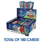 2019-20 TOPPS MATCH ATTAX EXTRA CHAMPIONS LEAGUE CARDS 30 PACK BOX (180 CARDS)