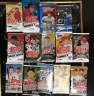 Topps Hobby Pack 14 Pack Lot 2010-2019 Chance To Pull Autos! And Relics!