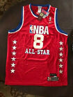 NWT 100% Authentic Kobe Bryant 2003 Hardwood Classics All Star Jersey 48 XL