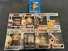 Funko Pop Set Of 9 Lorax Star Wars Stranger Things It And More