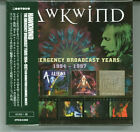 HAWKWIND THE EMERGENCY BROADCAST YEARS 1994–1997 (5 JAPAN CD OTCD-6368 NEW s7460