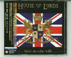 HOUSE OF LORDS Live In The U.K. JAPAN CD KICP-1220 NEW s7582