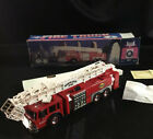 1995 Sunoco Aerial Tower Fire Truck Collector's Edition 2nd in Series New in Box