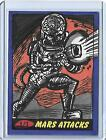 Mars Attacks Heritage 1 1 Colour Sketch Card Brian Kong Topps 2012