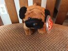 "TY Beanie Baby ""ROOTBEER""  the Dog MWMT 2007"