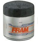 4 PACK Fram TG3614 Engine Oil Filter Direct Replacement