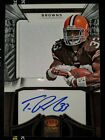 Trent Richardson Cards, Rookie Cards and Autographed Memorabilia Guide 46